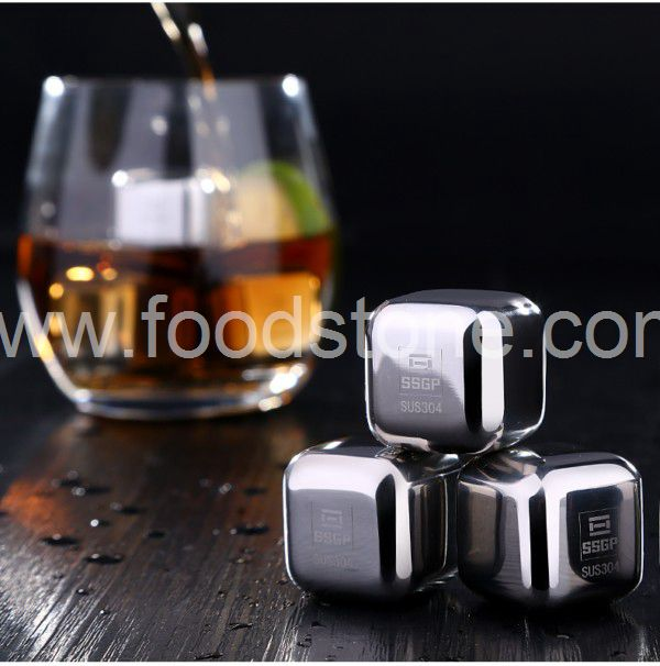 Stainless Steel Ice Cubes (34)