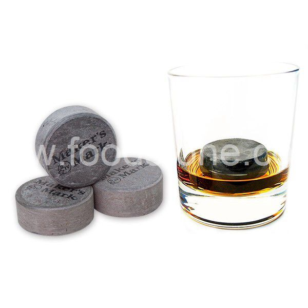 Soapstone Whiskey Disk