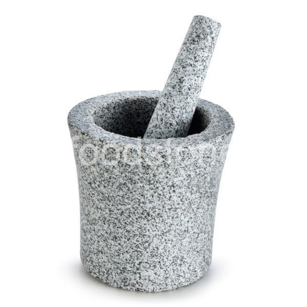 Granite Mortar and Pestle (25)