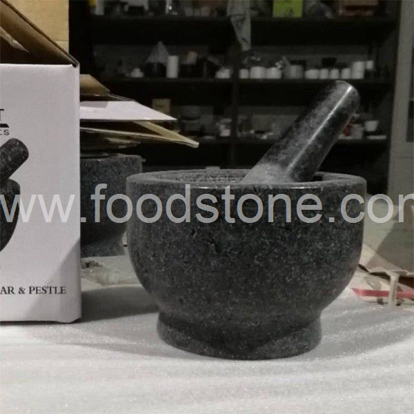 Granite Mortar and Pestle (30)