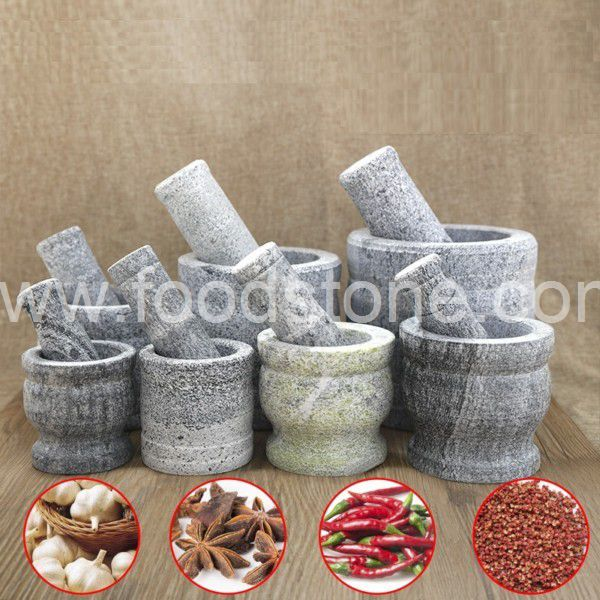 Granite Mortar and Pestle (34)