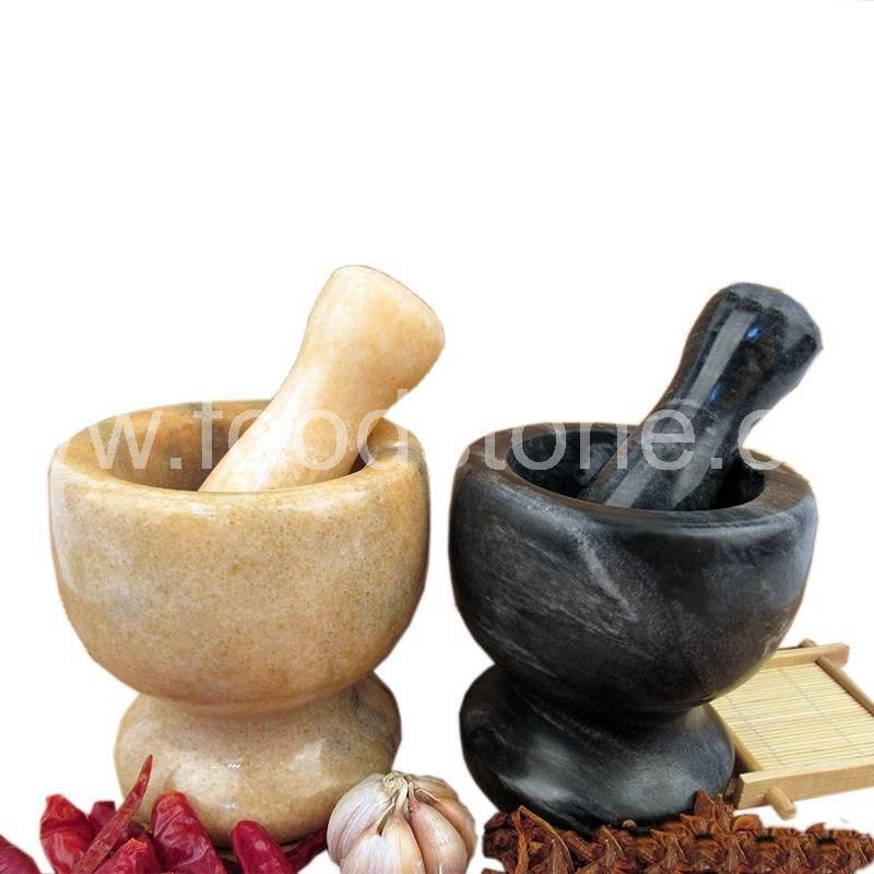 Stone Mortar and Pestle (1)