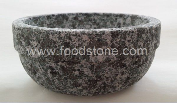 Stone Cooking Bowl