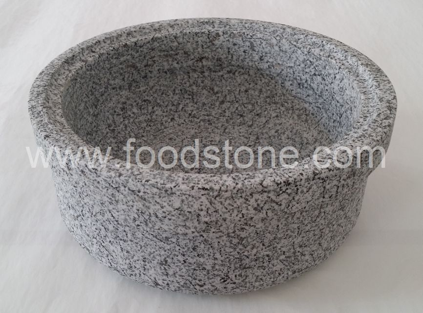 Stone Cooking Bowls