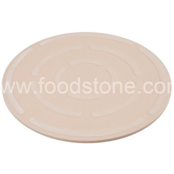 Round Ceramic Pizza Stone (2)
