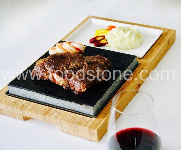 Lava Grill Stone