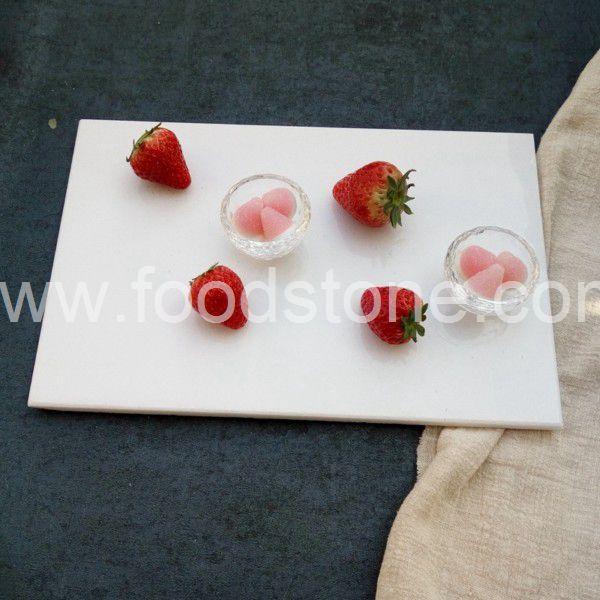 Rectangular White Marble Cutting Board (2)