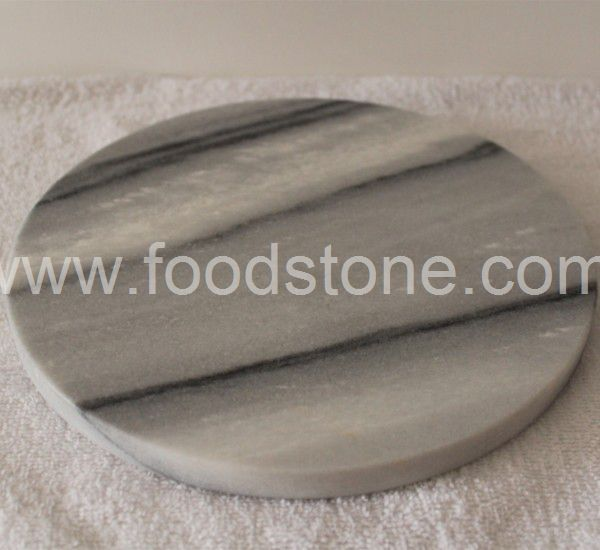 Round Marble Chopping Board (2)