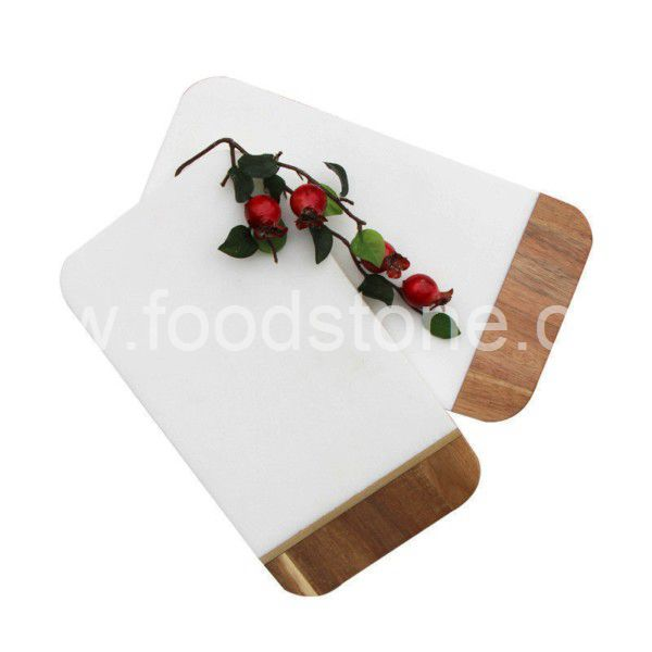 Marble and Wood Cheese Board (3)